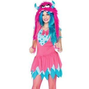 Pink Mischief Monster